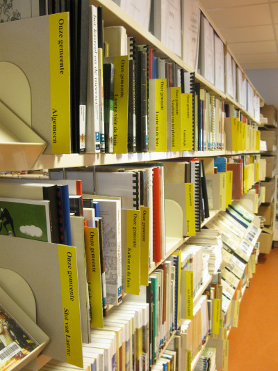 Permanentie erfgoedbibliotheek